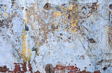 texture of vintage grunge concrete wall with peeling color paint stock photo colourbox