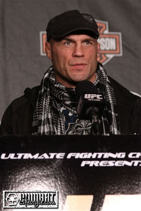 Randy Couture On With The by Randy Couture Sports Culture Always Wrapped In