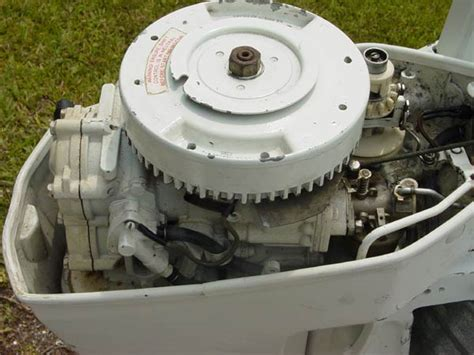 15 hp us marine chrysler outboard boat motor for sale