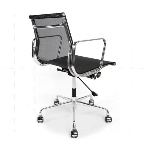 Eames Metal Mesh Chair by Eames Office Chair Mesh Black 163 280 46