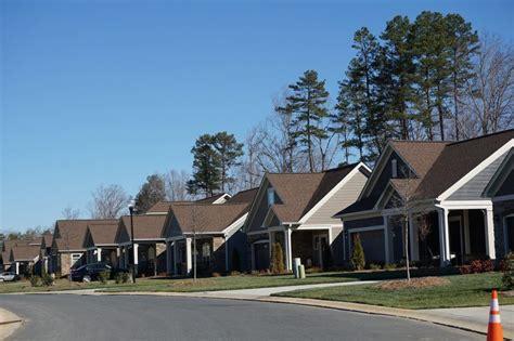 active 55 communities in matthews nc patio homes