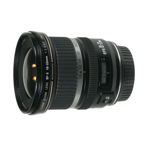 Lens Canon 10 22mm by Canon Ef S 10 22mm F 3 5 4 5 Usm