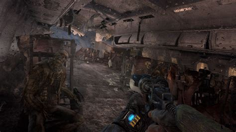 Metro Last Light Review by Metro Last Light Review Ztgd Play Not Consoles
