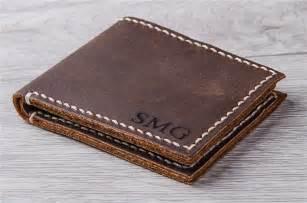 Handmade Leather Mens Wallets - custom mens wallet custom leather wallet handmade by withsong