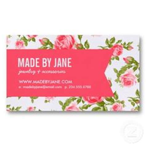 flower shop business card template free 1000 images about chic business cards on