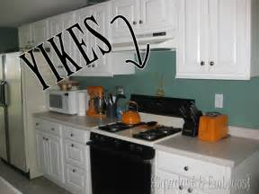 painted kitchen backsplash photos paint your backsplash sawdust and embryos