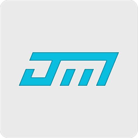 jm logo by jm designs on deviantart