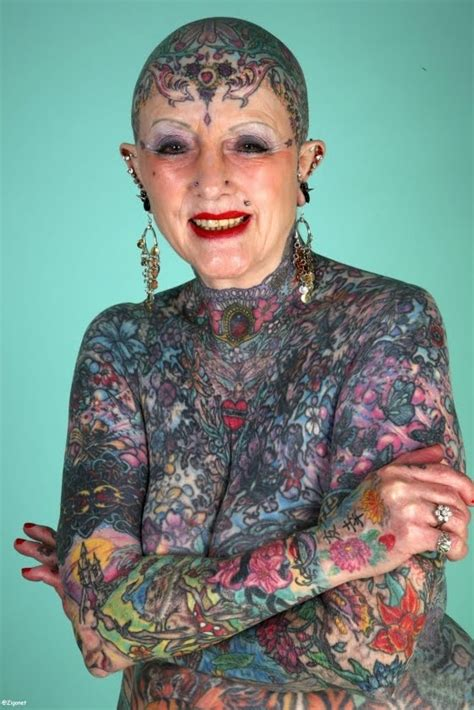 bode alamu s blog most tattooed old woman