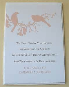 10 best images about sympathy thankyou on