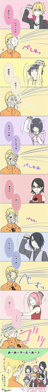 Boruto Uzumaki Birthday   happy birthday naruto boruto himawari hinata sasuke