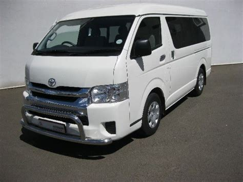 toyota 2015 toyota quantum 2 5 d 4d 10 seat was listed