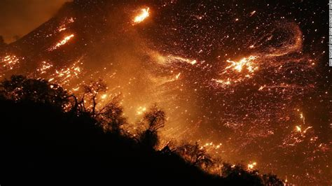 cal fireplace california fires some evacuate while others try to