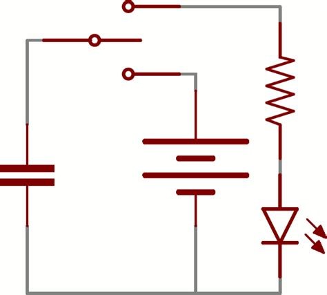 how to discharge capacitor in circuit current basic capacitor discharge electrical engineering stack exchange