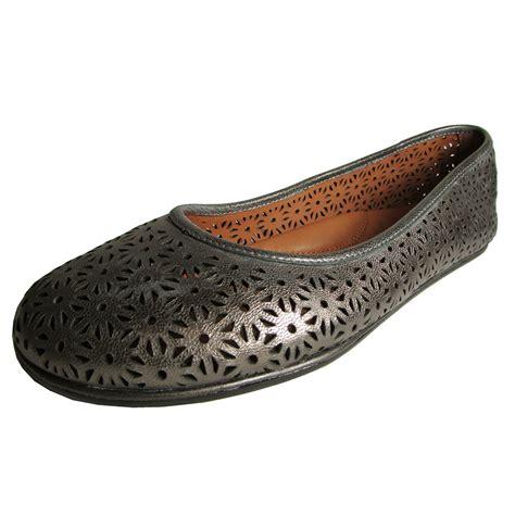 gentle souls shoes gentle souls womens gigi le leather ballet flat shoe ebay