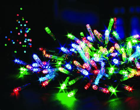 10 led christmas lights merry christmas