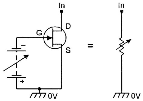 variable voltage resistor fet principles and circuits part 1 nuts volts magazine for the electronics hobbyist