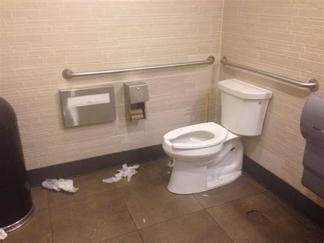 starbucks bathroom grossest starbucks bathroom byotp bring your own toilet