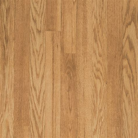 shop pergo max 7 61 in w x 3 96 ft l natural oak embossed wood plank laminate flooring at lowes com