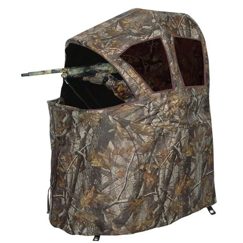 ameristep chairblind combo ameristep 174 chair blind 138346 ground blinds at