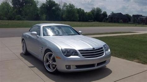 how to sell used cars 2008 chrysler crossfire on board diagnostic system find used 2008 chrysler crossfire limited coupe 2 door 3 2l in elizabethtown kentucky united
