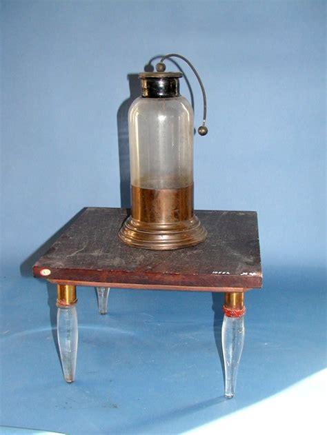 homemade capacitor leyden jar