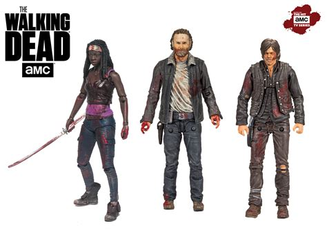 figure 5 inch new mcfarlane 5 inch and 10 inch the walking dead tv