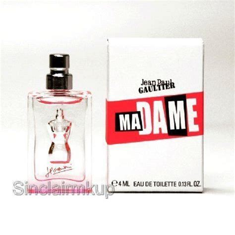 For Edt 4ml Miniature mini perfume madame by gaultier edt 4ml mini perfumes wanted pin