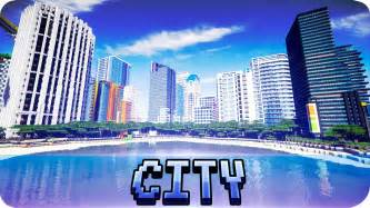 Modern City Minecraft Han Ul Modern City Map W