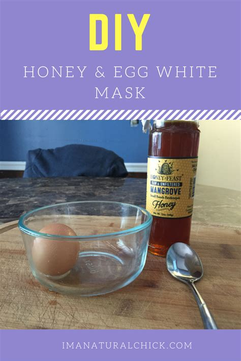 diy honey mask diy honey egg white mask for acne i m a