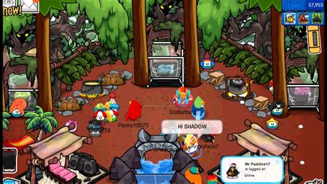 Cp Find Me Navi Rd51 1 club penguin at letlet new c igloo with