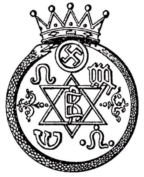 theosophical society signs and symbols of cults gangs