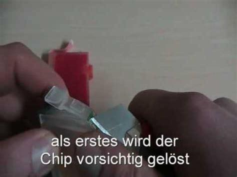 chip resetter canon anleitung anleitung chip umbau bei canon pixma patronen pgi 5 cli 8