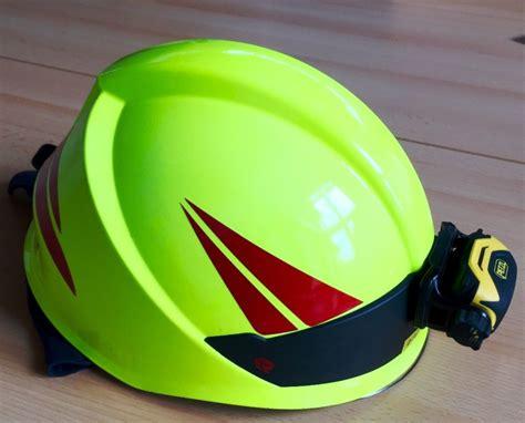 Rosenbauer Helm Aufkleber by Helmkennz Feuerwehrhelm Rosenbauer Heros Smart Rot