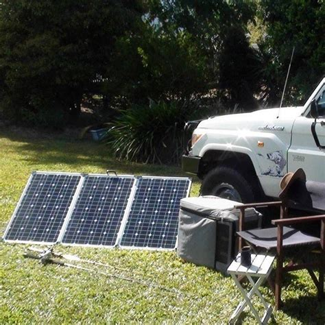 the best solar generators for home outdoor use