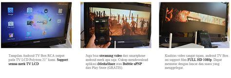 Harga Kabel Rca Android android tv box rca output termurah