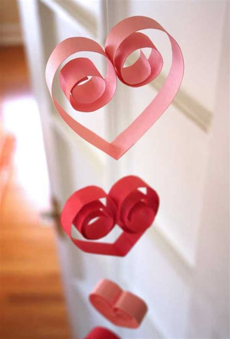 valentines craft ideas 30 and easy diy valentines day crafts can make