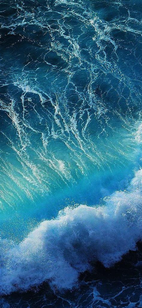 wave california ocean papersco