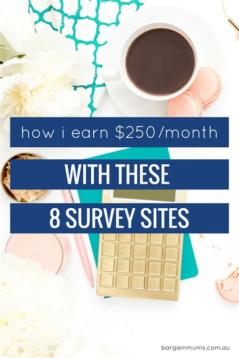 Best Survey Sites To Make Money - the best 8 survey sites to make extra money bargain mums