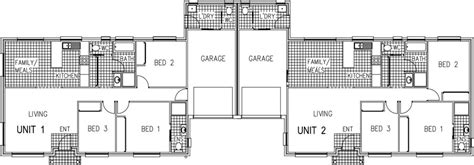 property floor plans dual occupancy opening the door to investment