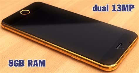 strongest apple iphone   rivals gb ram dual mp