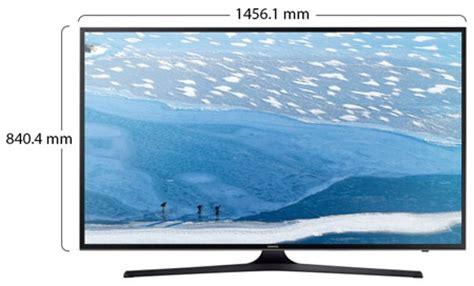 Samsung 65 Inch Tv Samsung 65 Inch 4k Ultra Hd Led Smart Tv 65ku7000 At Best Price In United Arab Emirates