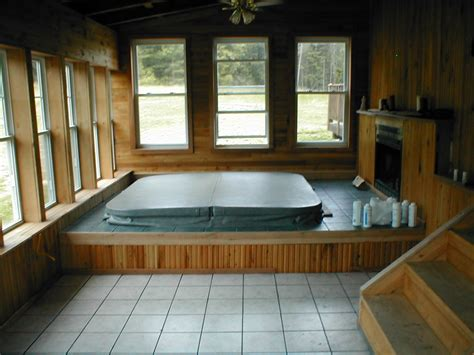 room with tub s c schroon lake on 43 acres