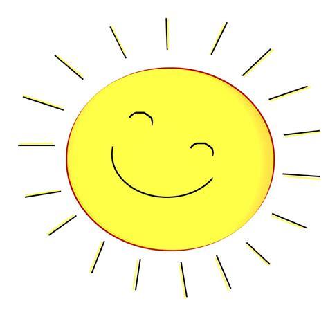 best happy sun clipart 12676 clipartion
