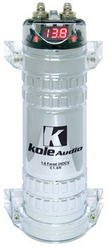 kole audio capacitor image gallery kole audio capacitor