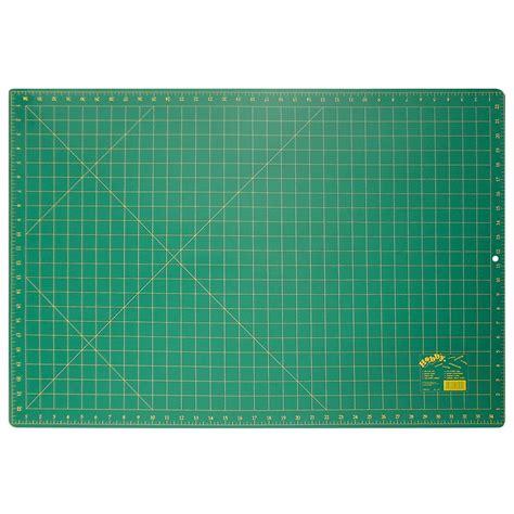 24 X 36 Cutting Mat by Hobby Cutting Mat 24 X 36 Inch Fabricville