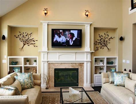 chimenea y television salones chimenea y decoraci 243 n creando la diferencia