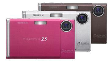 Finepix Z5fd The With Detection Mode by News Fujifilm Finepix Z5fd