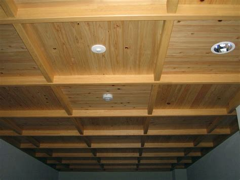 Cost Of Wood Ceiling by Wood Plank Ceiling Cost Home Design Ideas