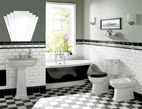 art deco bathrooms art deco interior design for every room s transformation