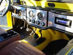 Jeep Wrangler Custom Dash Custom Jeep Cj Dashes Introducing Monstaliner Uv